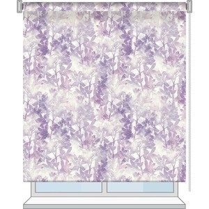 Рулонная штора Волшебная ночь 120x175 Стиль Прованс Рисунок Lily