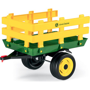 лучшая цена Прицеп Peg-Perego JD Stake-Side Trailer TR0941