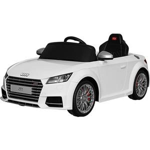 Детский электромобиль Rastar Audi TTS (Белый) 82500 rastar 82500 audi tts roadster 12v 2 4g