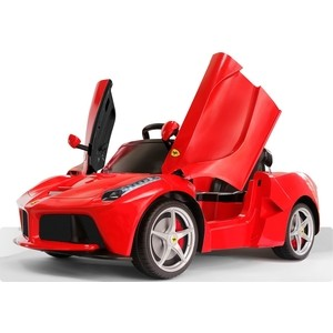 Детский электромобиль Rastar Ferrari LaFerrari (Красный) 82700 rastar 1 24 ferrari ff 40 mhz 46700w белый
