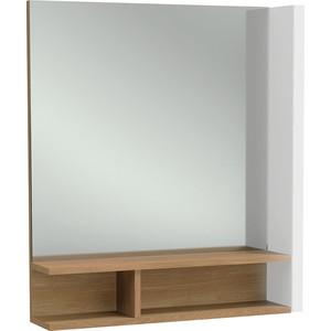 Зеркало Jacob Delafon Terrace 60x68,5 см, подсветка справа (EB1180D-NF) зеркало 60х68 5 см jacob delafon terrace eb1180d nf