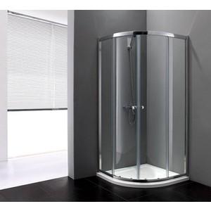Душевой уголок Cezares Anima W R-2 100х100 прозрачный, хром, с поддоном
