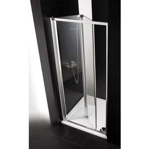 Душевая дверь Cezares Anima W-BS 90 прозрачная, хром (Anima-W-BS-90-C-Cr)