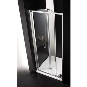 Душевая дверь Cezares Anima W-BS 90 прозрачная, хром (Anima-W-BS-90-C-Cr) все цены
