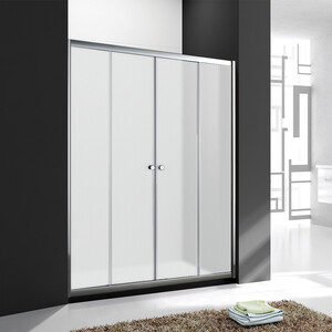 Душевая дверь Cezares Anima W-BF-2 170 Punto, хром (Anima-W-BF-2-170-P-Cr)