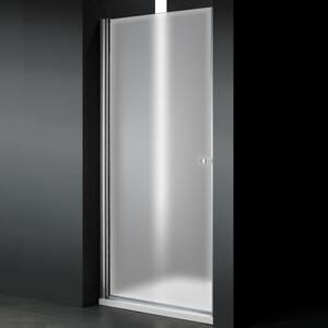 Душевая дверь Cezares Elena W-B-1 60 Punto, хром, левая (Elena-W-60-P-Cr-L, VE-W-WLM-Cr)