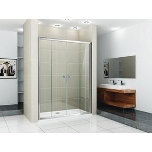 Душевая дверь Cezares Pratico BF-2 180 прозрачная, хром (Pratico-BF-2-180-C-Cr) цена 2017