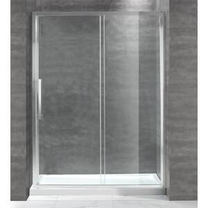 Душевая дверь Cezares Lux-Soft W-BF-1 120 прозрачная, хром (Lux-Soft-W-BF-1-120-C-Cr-IV)