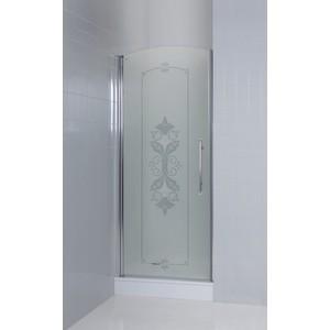 Душевая дверь Cezares Giubileo B-11 90 Punto, золото, левая (Giubileo-90-CP-G-L, Giubileo-WLM-G)