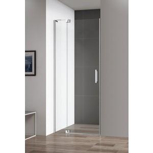Душевая дверь Cezares Slider B-1 90 прозрачная, хром (SLIDER-B-1-80/90-C-Cr)