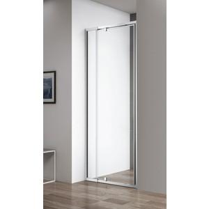 Душевая дверь Cezares Variante B-1 130 прозрачная, хром (Variante-B-1-120/130-C-Cr)