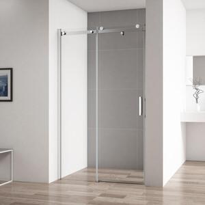 Душевая дверь Cezares Stylus-Soft BF-1 100x195 прозрачная, хром (Stylus-Soft-BF-1-100-C-Cr) фото
