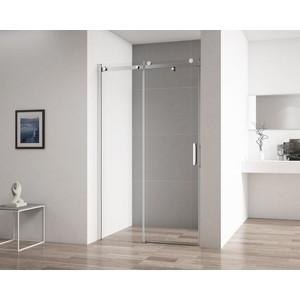 Душевая дверь Cezares Stylus-Soft BF-1 110 прозрачная, хром (Stylus-Soft-BF-1-110-C-Cr)