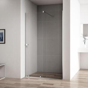 Душевая дверь Cezares Stream BF-1 100 прозрачная, хром (Stream-BF-1-100-C-Cr)
