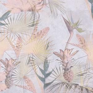 Фотообои Komar Тропический бетон 368х254 см бумажные (8-212)