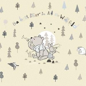 Фотообои Komar Disney Винни Пух: лучший медвежонок 368х254 см бумажные (8-4024) цена