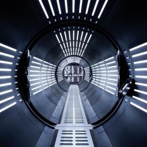 Фотообои Komar Disney Звездные войны: Туннель 368х254 см бумажные (8-455)