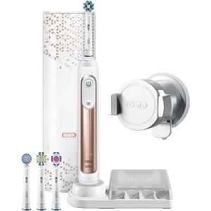 Электрическая зубная щетка Braun ORAL-B 9000 Genius Rose Gold