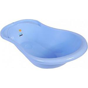 цены Ванночка Little Angel Ангел с термометром 84см голубой УТ000003575