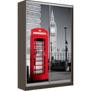 Шкаф-Купе Престиж-Купе Рико 2д фотопечать Лондон 0015-319