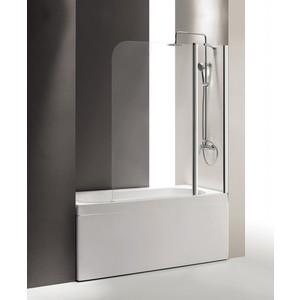 Шторка на ванну Cezares Eco O-V-11-120 Punto, хром, правая (ECO-O-V-11-120/140-P-Cr-R) цена