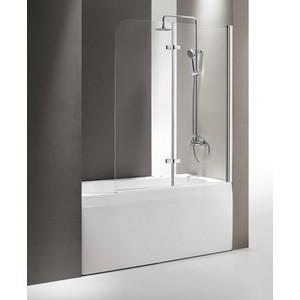 Шторка на ванну Cezares Eco O-V-21-120 Punto, хром, правая (ECO-O-V-21-120/140-P-Cr-R)