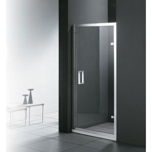 Душевая дверь Cezares Porta D-B-11 100 прозрачная, хром (Porta-D-B-11-100-C-Cr)