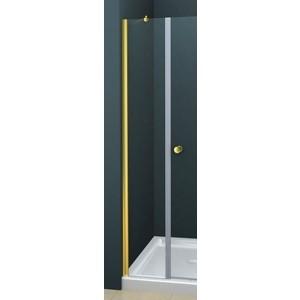 Универсальная боковая панель Cezares ROYAL PALACE-A-100-FIX-C-G профиль золото, стекло прозрачное