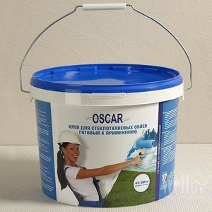 Клей Oscar для стеклоообоев готовый к применению 10 кг (GOs10)