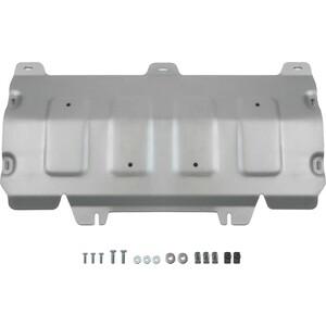 Защита картера Rival для Audi Q5 АКПП (2017-н.в.), алюминий 4 мм, 333.0337.1