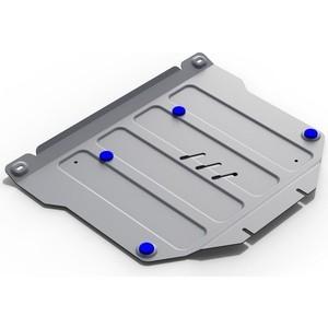 Защита картера и КПП Rival для Honda CR-V (2017-н.в.), алюминий 4 мм, 333.2131.1