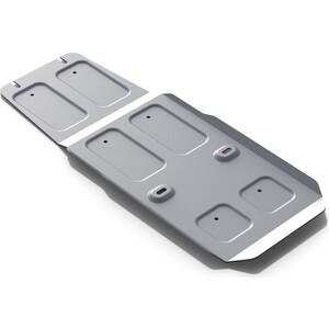 Защита КПП Rival для Infiniti FX35 (2008-2010), FX37 (2010-2013), QX70 (2013-н.в.), алюминий 4 мм, 333.2402.1 защита картера rival infiniti q70 infiniti m37 алюминий 4 мм
