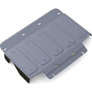 Защита радиатора Rival для Infiniti QX56 (2010-2013), QX80 (2013-н.в.), алюминий 4 мм, 3.2408.1 цена