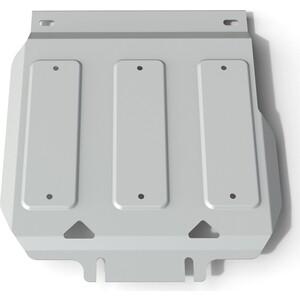Защита картера Rival для Infiniti QX56 (2010-2013), QX80 (2013-н.в.) / Nissan Patrol (2010-н.в.), алюминий 4 мм, 333.4122.1 цена