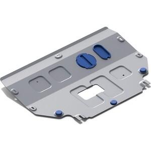 Защита картера и КПП Rival для Kia Picanto (2017-н.в.), алюминий 4 мм, 333.2840.1