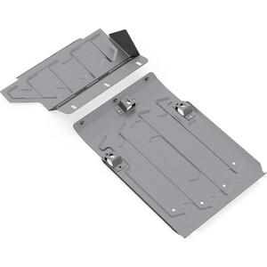 Защита картера Rival для Lada 4х4 (2001-2017 / 2017-н.в.), алюминий 4 мм, 3.6006.1