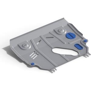 Защита картера и КПП Rival для Lexus NX 200t (2014-2017), 300 (2017-н.в.), алюминий 4 мм, 333.3207.1