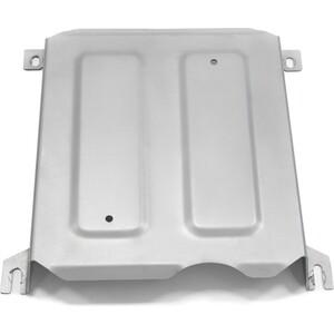Защита заслонки системы выпуска ОГ Rival для Skoda Kodiaq (2017-н.в.), алюминий 4 мм, 3.5117.1