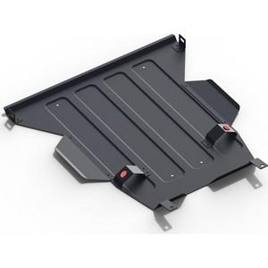 Защита картера и КПП АвтоБРОНЯ для Acura EL (1995-2001) / Honda Civic Partner (1998-2006), сталь 2 мм, 111.02109.1