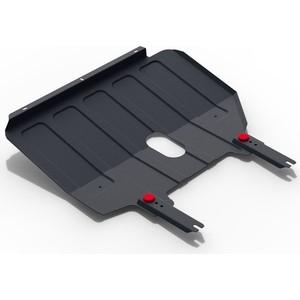 Защита картера и КПП АвтоБРОНЯ для Chery Tiggo 2 (2017-н.в.), сталь мм, 111.00918.1
