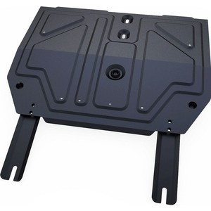 Защита картера и КПП АвтоБРОНЯ для Chery Tiggo 3 МКПП (2017-н.в.), FL (2013-н.в.), сталь 2 мм, 111.00916.1