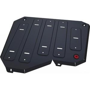 Защита топливного бака АвтоБРОНЯ для Chery Tiggo 5 FWD (2014-2016 / 2016-н.в.), сталь 2 мм, 111.00915.1