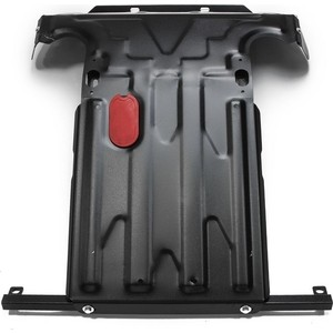 Защита картера АвтоБРОНЯ для Chevrolet Niva (2002-н.в.), сталь 2 мм, 1.01017.1 защита картера автоброня для chevrolet niva 2002 н в сталь 2 мм без крепежа 1 01017 1