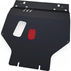 Защита картера и КПП АвтоБРОНЯ для Daewoo Nexia (2008-2016), сталь 2 мм, 111.01305.1 фаркоп daewoo nexia 3 5 дв 95 97 9