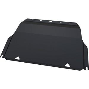 Защита картера и КПП АвтоБРОНЯ для Fiat Bravo (2007-2015), сталь 2 мм, 111.01705.1