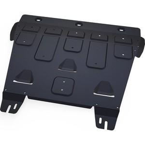 Защита картера и КПП АвтоБРОНЯ для Ford Mondeo (2015-н.в.), сталь 2 мм, 111.01849.1 защита ford mondeo 4 2007 кроме 2 5 volvo s80 2006 xc60 2008 картера и кпп standart plus
