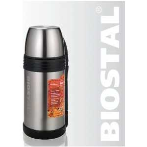 все цены на Термос универсальный 1.2 л Biostal Спорт NGP-1200P онлайн