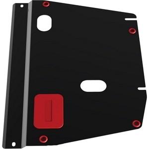 Защита картера и КПП АвтоБРОНЯ для Honda Civic седан (2006-2011), сталь 2 мм, 111.02108.1