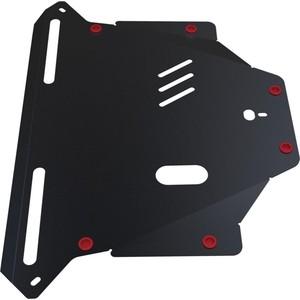 Защита картера и КПП АвтоБРОНЯ для Honda CR-V (2002-2006), сталь 2 мм, 111.02110.1