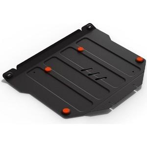 Защита картера и КПП АвтоБРОНЯ для Honda CR-V (2017-н.в.), сталь 2 мм, 111.02131.1